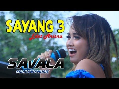 Sayang 3 Voc: Edot Arisna by SAVALA For Lang Music Live langon tahunanjepara