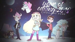 year of editing 2017 || linda the pony