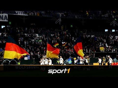 Stimmungskiller DFB-Team: Die Nationalelf und ihr Zuschauerproblem | SPORT1