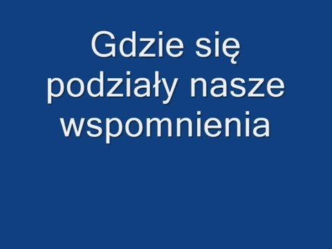 Wojciech Gąssowski - Gdzie się podziały...