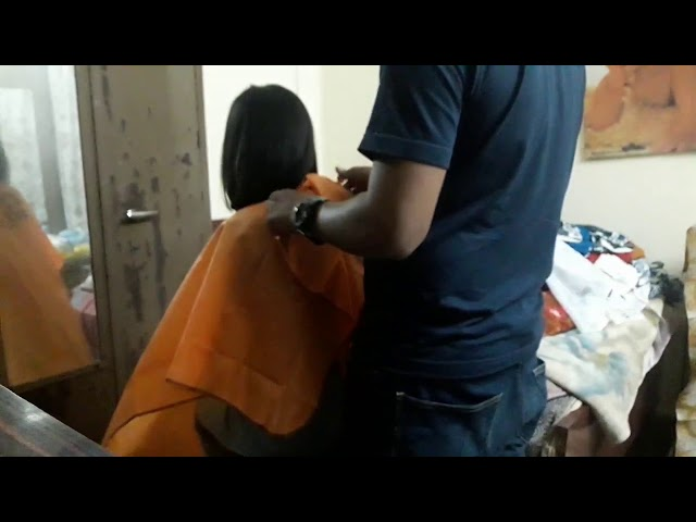 Indian forced haircut