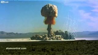 Самые мощные ядерные взрывы.