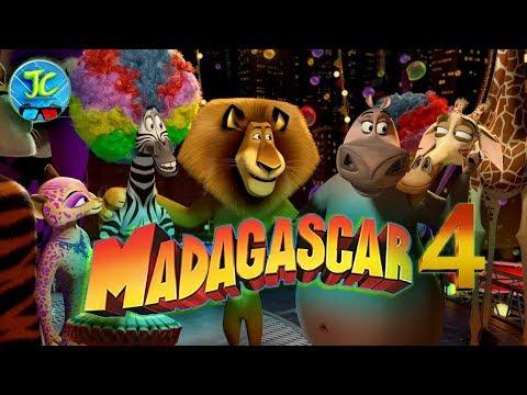 Мадагаскар 4 мультфильм 2019
