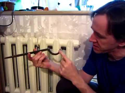Монтаж чугунных радиаторов