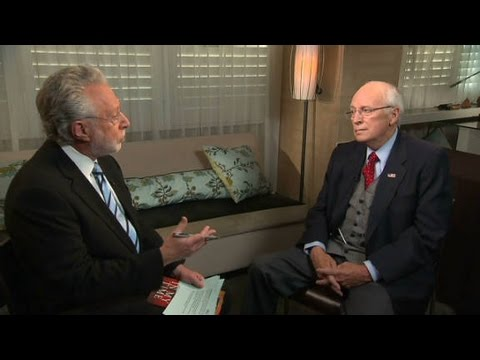 Cheney: No regrets about Iraq