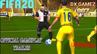 EA SPORTS FIFA 20 PSP  OFFICIAL GAMEPLAY TRAILER HD★PLAY BEAUTIFUL AFTER 7 YEARS!!