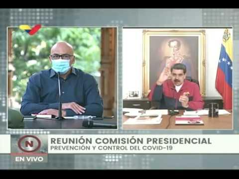 Reporte Coronavirus Venezuela, 28/04/2020 y palabras del Presidente Maduro