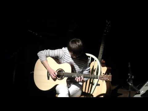 (Sungha Jung) Gravity - Sungha Jung (live)