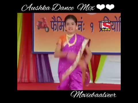 Anushka sen mix dance