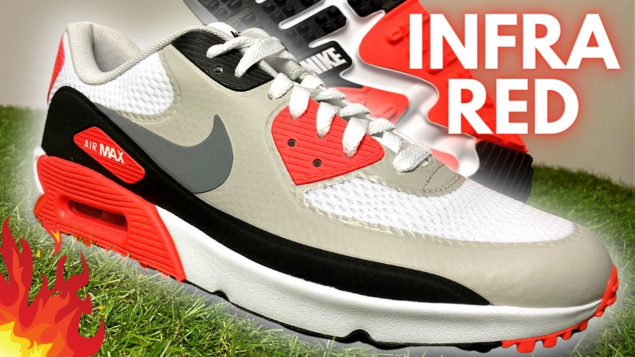 THESE ARE MORE LIKE IT! NIKE AIR MAX 90 G NRG GOLF SHOES