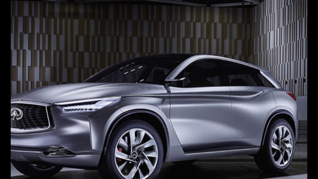 review 2018 infiniti new qx50 suv youtube. Black Bedroom Furniture Sets. Home Design Ideas