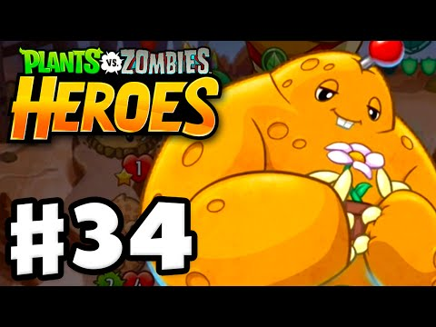 Plants vs. Zombies: Heroes - Gameplay Walkthrough Part 34 - Attack of the Explosive Seeds!