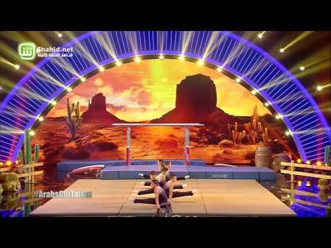 Arabs Got Talent- عرض النصف نهائيات – Blida Gymnastique