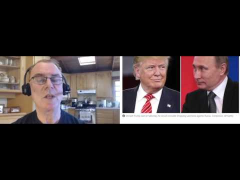Mike Harris: The Trump Presidency: Questions of Intent and Prospects for Change, Jan 31, 2017