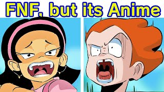 Friday Night Funkin', but It's Anime Edition | FNF HD MOD [Hard] Dad, Nene, Pico, Monster Full Week