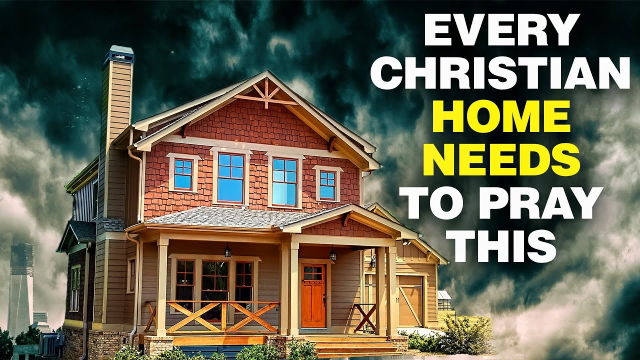A Strong & Powerful Prayer For Your Home | Declare This For Protection, Blessings, Spiritual Vic