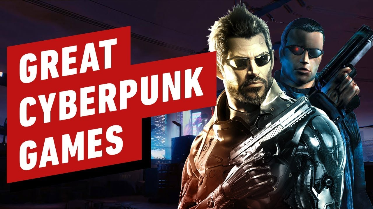 7 Cyberpunk-Spiele vor Cyberpunk 2077 + video