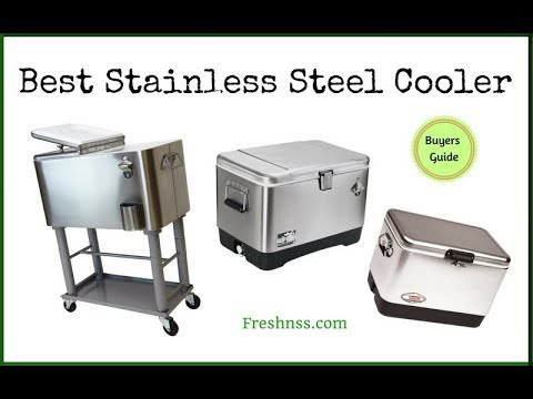 Best Stainless Steel Cooler (2019 Buyers Guide)