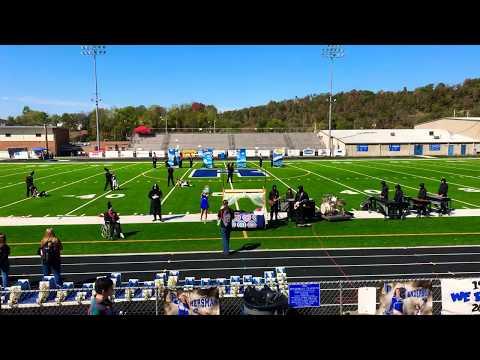 Sissonville High School Band @ VikingFest 2019