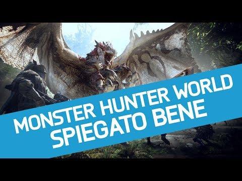 Monster Hunter World, spiegato bene