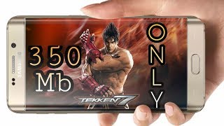 How to download install & play Tekken 7 FR Android game (HINDI)