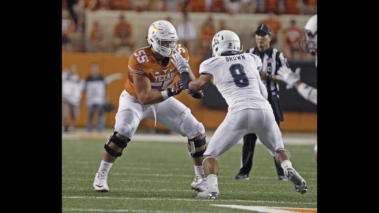 81e34e51f DMV Dallas Cowboys Draft Profile  OT Connor Williams 6 6 320 lbs (Texas)
