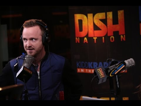 Aaron Paul & Scott Waugh live in studio!
