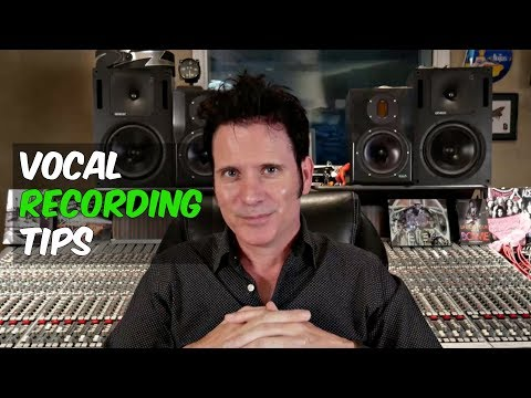 Recording Vocals: Top 5 tips - Warren Huart: Produce Like A Pro