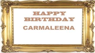 Carmaleena   Birthday Postcards & Postales