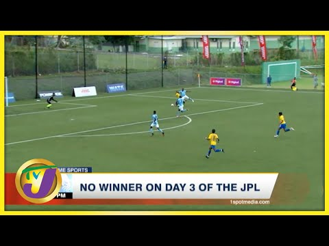 No Winners on Day 3 of the Jamaica Premier League - June 28 2021