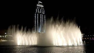 Dubai Fountain Shik Shak Shok - Hassan Abou El Seoud