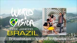 WorldVision Rio De Janeiro 01 - BRAZIL - Tribalistas - Velha Infância