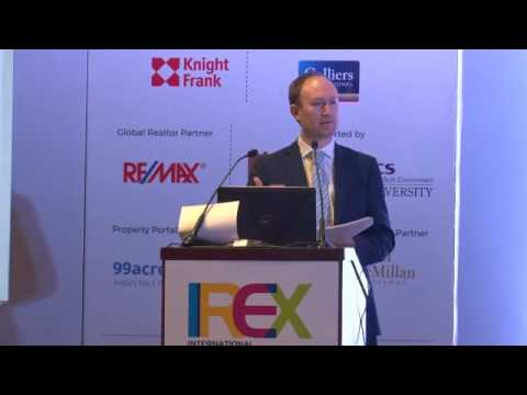 Talk by Lyndon Nunn from Berkeley Group- IREX BUSINESS CONNECT