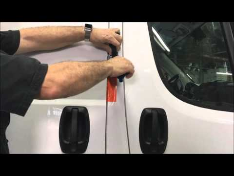 How to Unlock A Car: Dodge Ram 1500 ProMaster