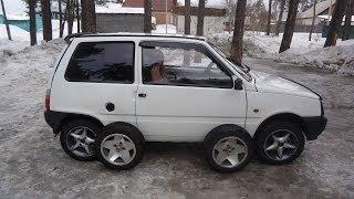 Ока, 13е колёса.