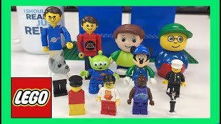 WHAT IS THE BEST LEGO MINIFIGURE?