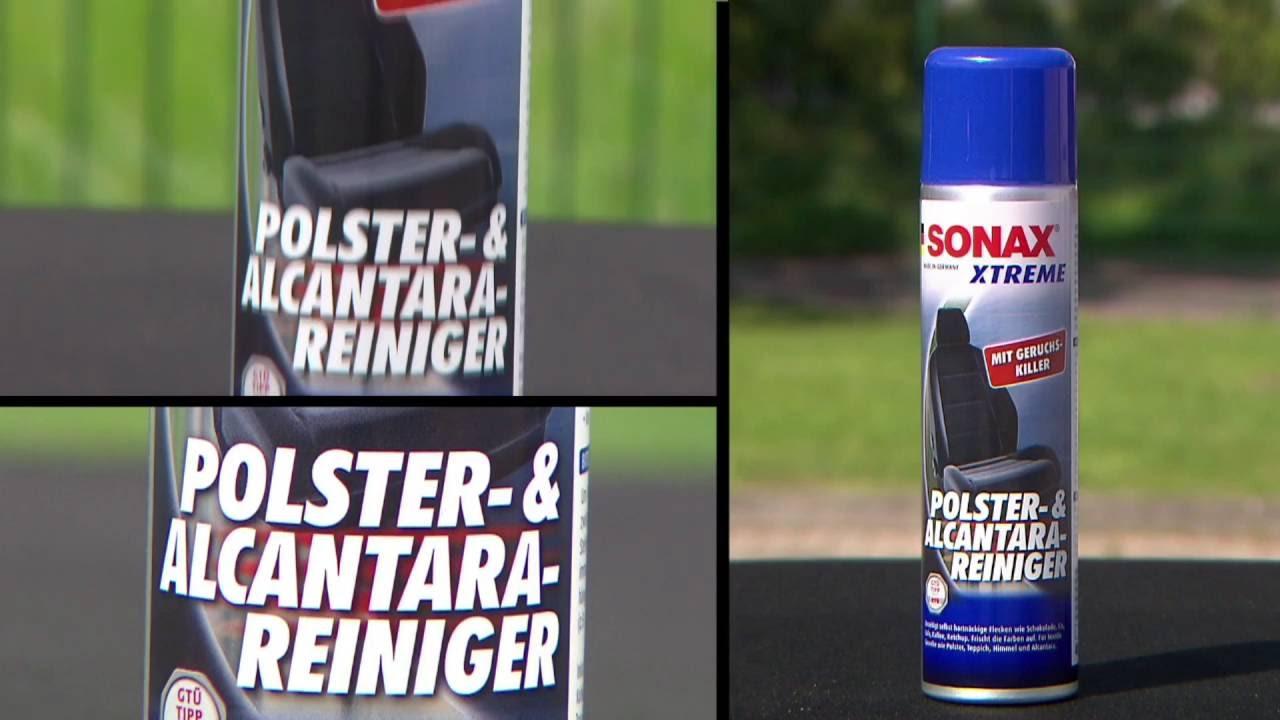 Sonax Xreme Polster Schaum Reiniger By Gohrum Fahrzeugteile Gmbh