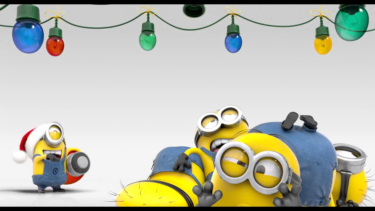 Minions Merry Christmas