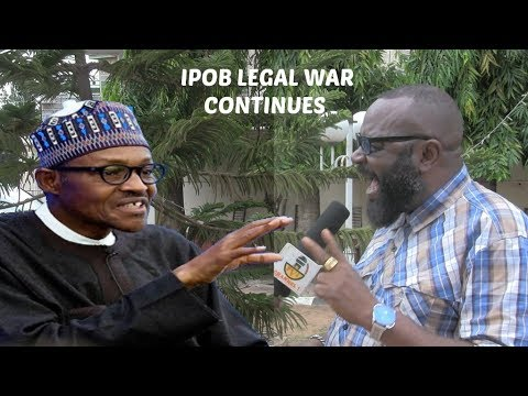 Soon IPOB Case Against Nigeria Will Expose Buhari's Government: Lawyer Speaks