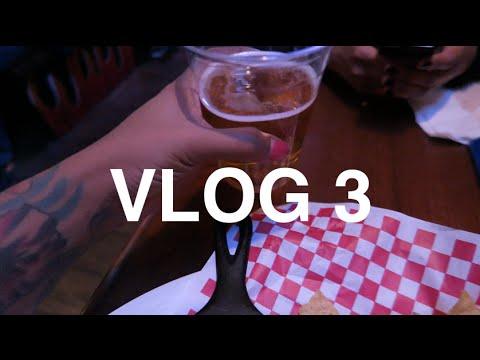 HOME VLOG 3 - BOSTON FUN & SAUSAGE DISH