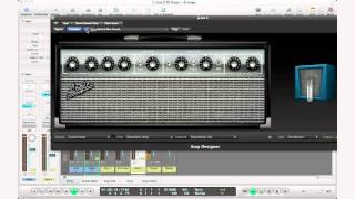 Use Logics Amp Designer As Effect On Drums