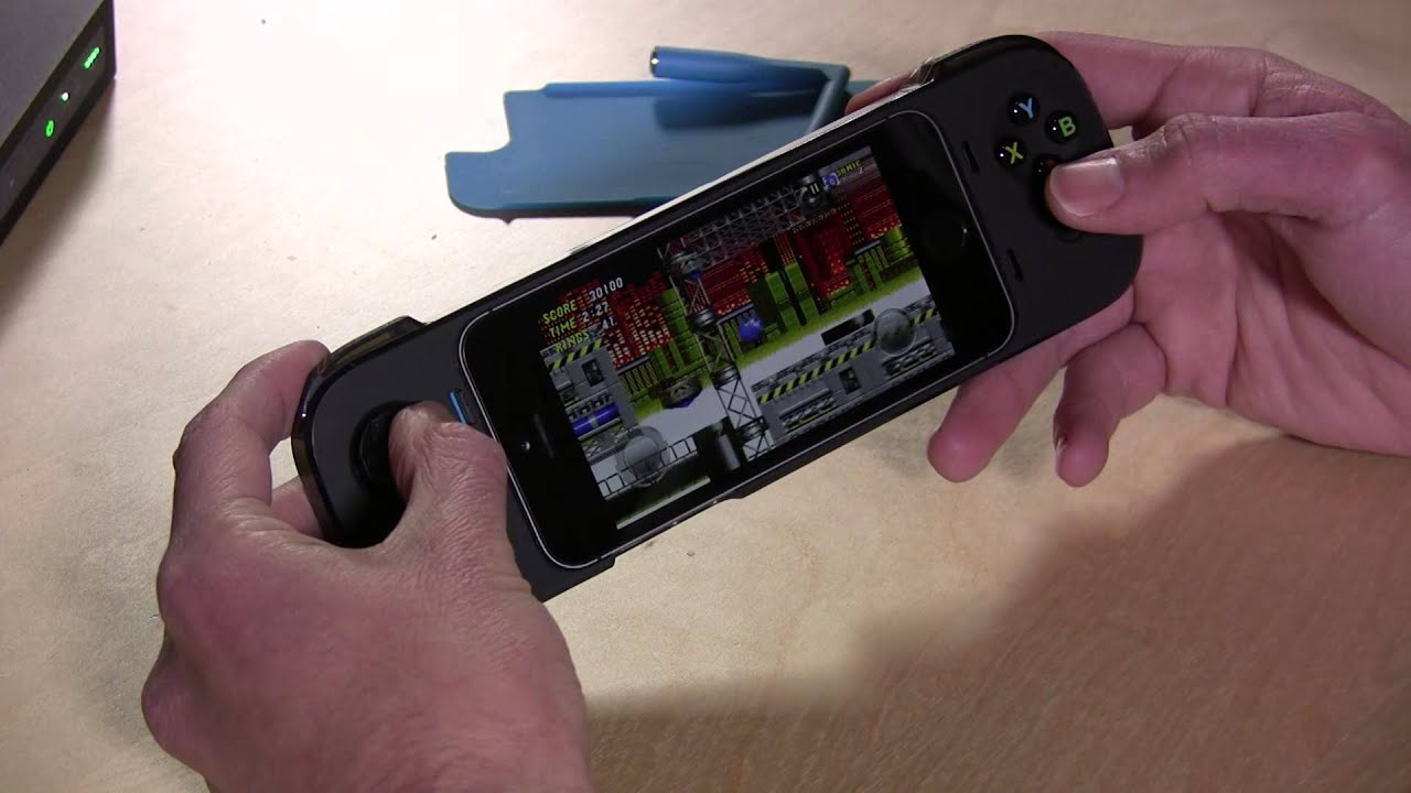 Logitech PowerShell Game Controller for iOS7 with Battery ...