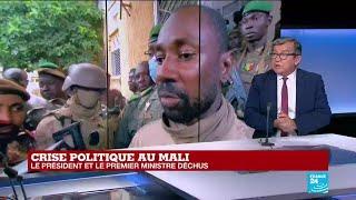 Crise politique au Mali : les militaires reprennent le pouvoir