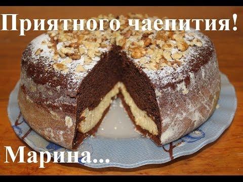 Пирог в мультиварке поларис творога