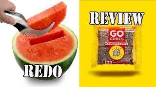 Watermelon Slicer (redo) / Go Cubes Chewable Coffee