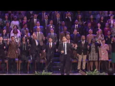 Draw me close to you - The Brooklyn Tabernacle
