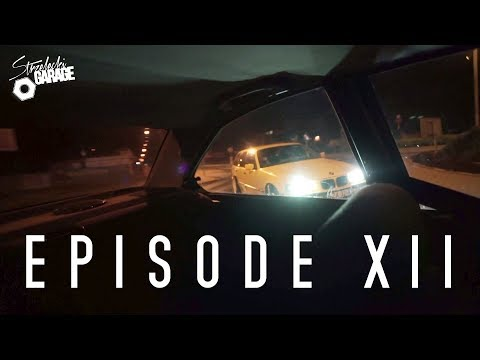 StrzeleckiGarage #12 - We LOVE the POLICE ,  e38 Rebulid , Drift Drift , Dron test