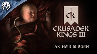Crusader Kings III - Announcement Trailer - An Heir is Born