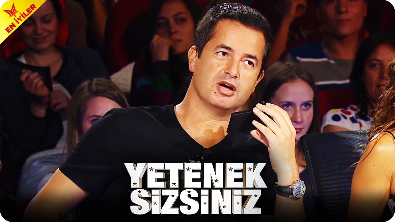 Acun Ilıcalı Yarışmacının Patronunu Aradı ???? | Yetenek Sizsiniz Türkiye