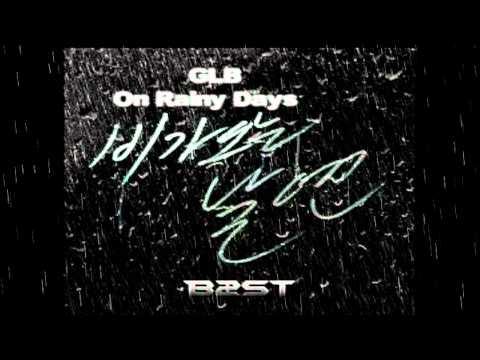 GLB-On Rainy Days (B2ST/BEAST ENGlSH Cover)